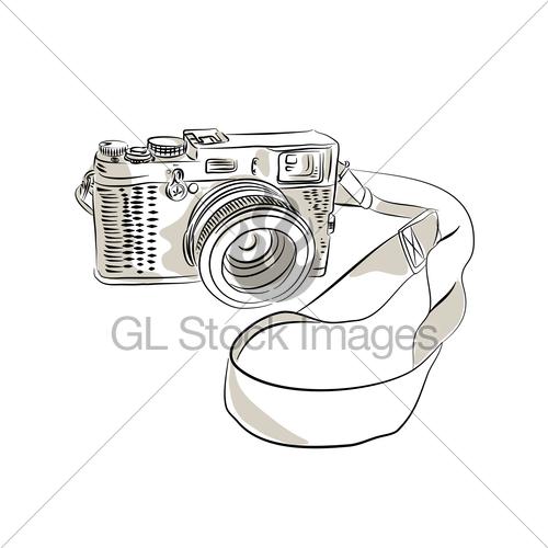 Camera Film Drawing At Getdrawings Com