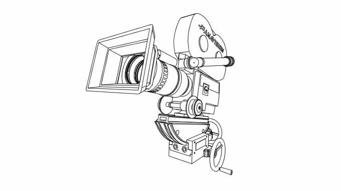 680x380 Video Camera