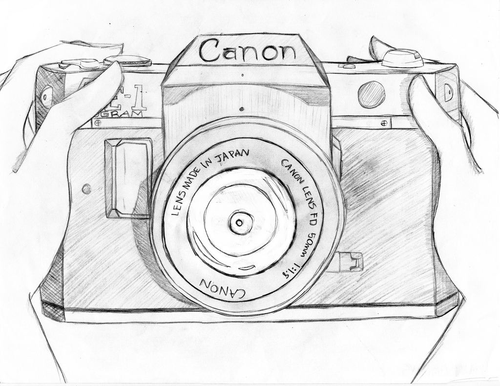 1024x791 Mike, The Film Camera. Did I Ever Show You Guys This No