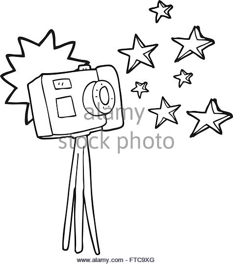475x540 Camera Line Drawing Cut Out Stock Images Amp Pictures