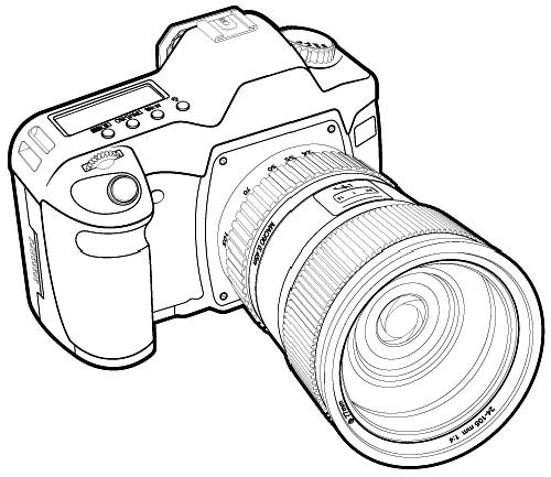 500x433 Photo Camera