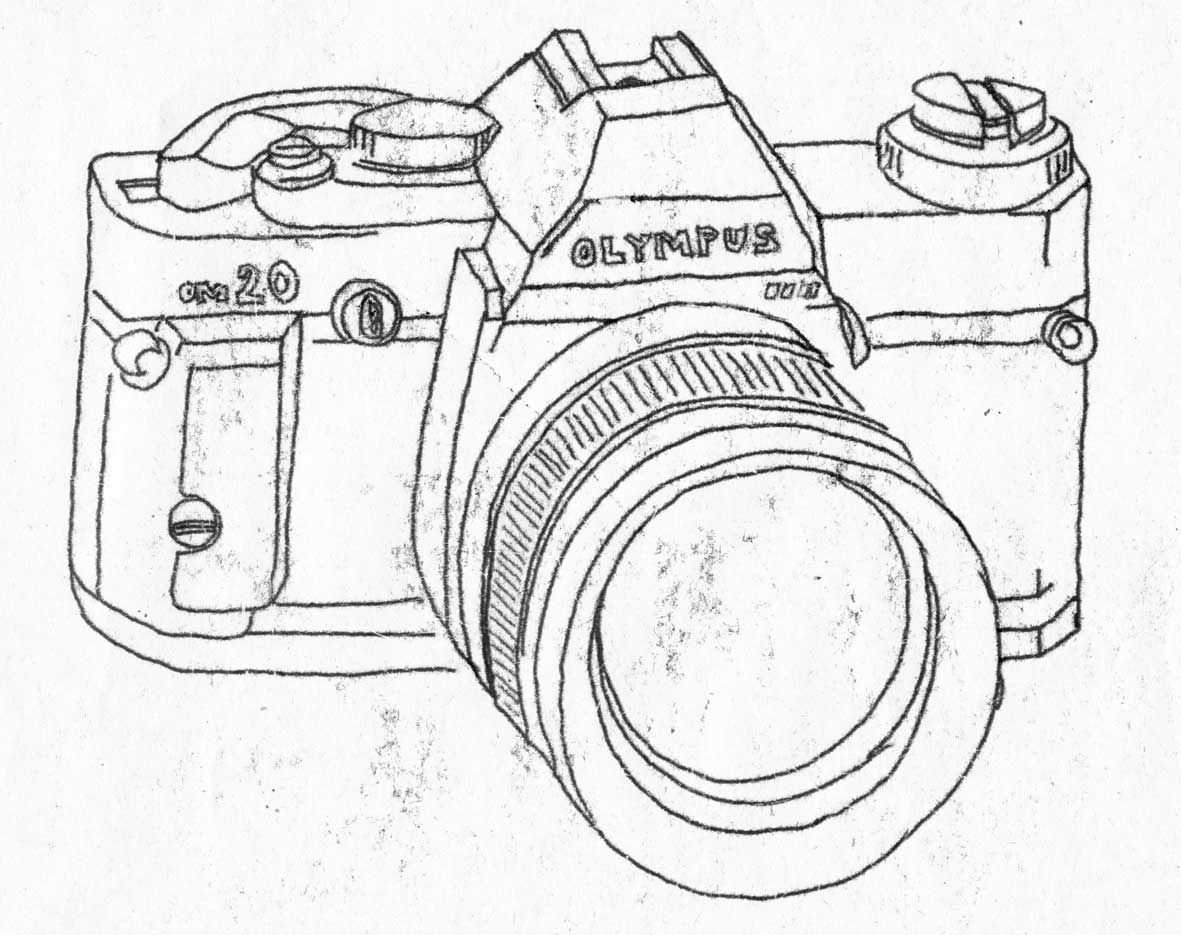 1181x935 Camera Being A Freelance Artist