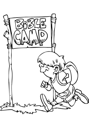 339x480 Bible Camp Coloring Page Free Printable Coloring Pages