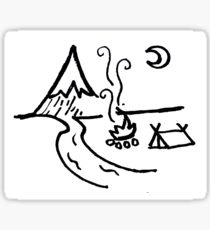 210x230 Campfire Drawing Gifts Amp Merchandise Redbubble