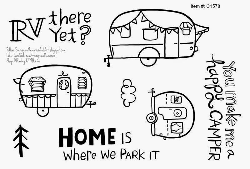 Camper Drawing At Getdrawings Com