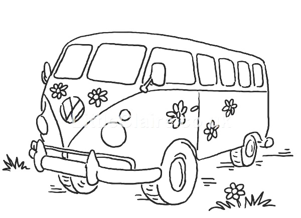 600x435 Camper Van Patterns, Bicycles, Trailers And Such