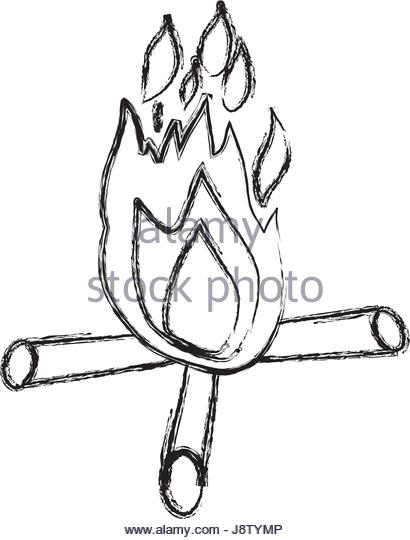410x540 Campfire Cut Out Stock Images Amp Pictures