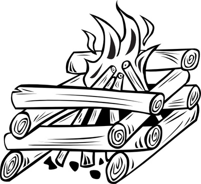 402x368 Campfire Free Vector Download (42 Free Vector) For Commercial Use