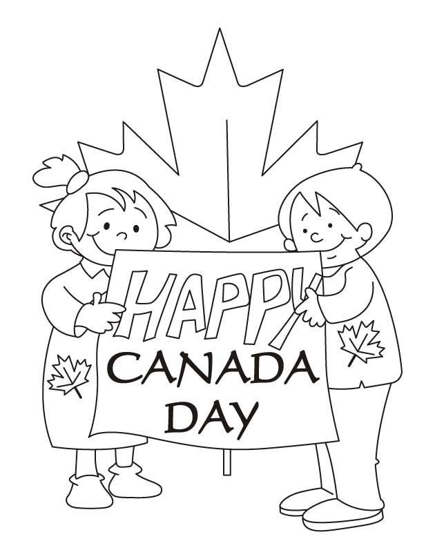630x810 20 Best Canada Day Images On Canada Day, Coloring