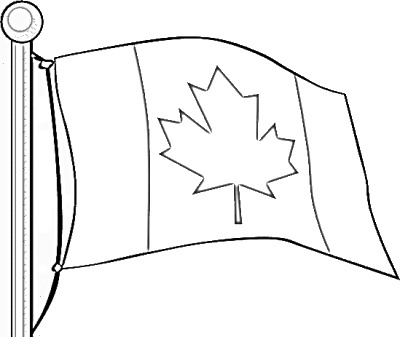 400x337 9 Best Coloring Pages, Canada Day Images On Children