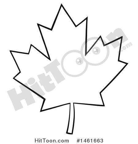 450x470 Maple Leaf Clipart