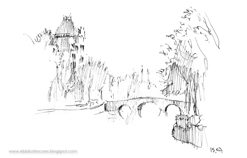 Canal Drawing