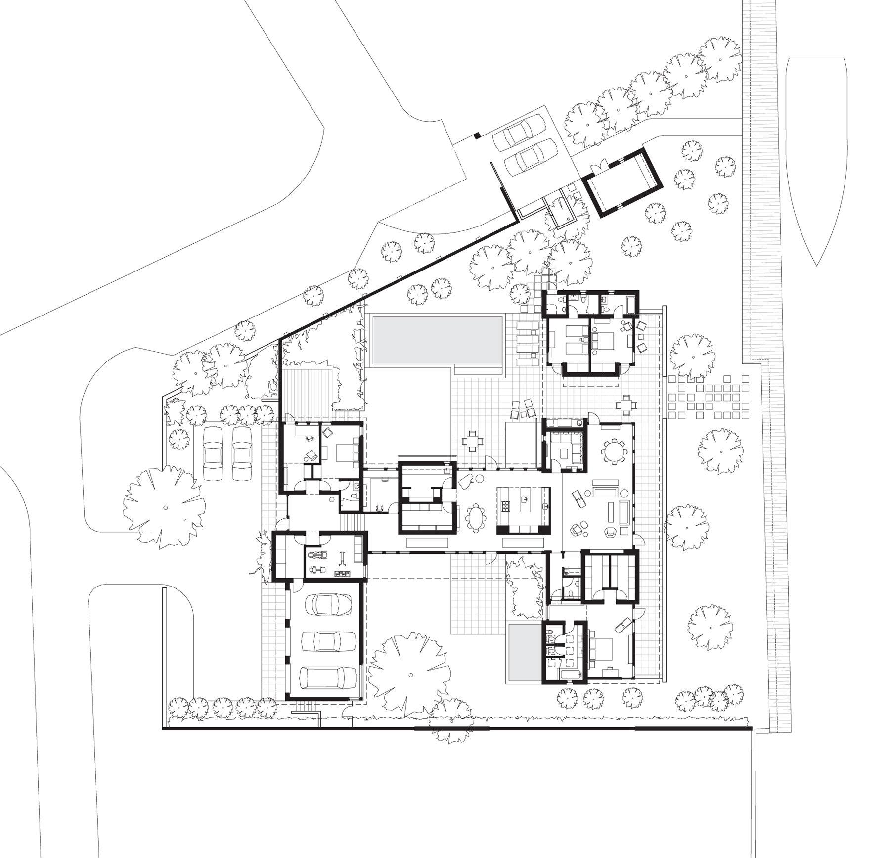 1800x1735 Sospiro Canal House Work Deborah Berke Partners Architecture