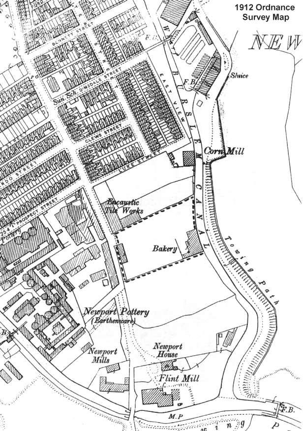 616x876 Burslem Branch Canal