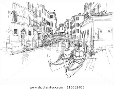 450x356 Canal Coloring Pages