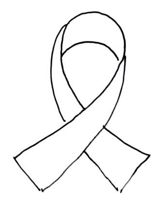 318x432 The Best Cancer Ribbon Colors Ideas On Ribbon