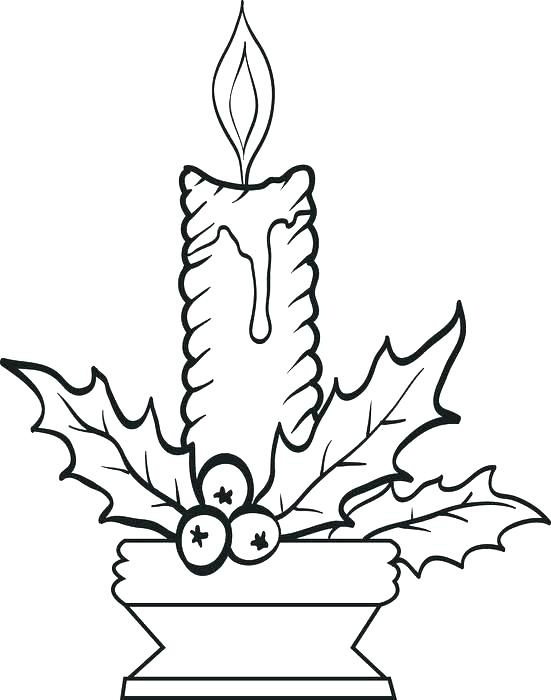 551x700 Candle Coloring Pages Advent Wreath Coloring Pages Candle Coloring