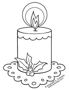 225x294 87 Best Coloring Candles Amp Other Illumination Images