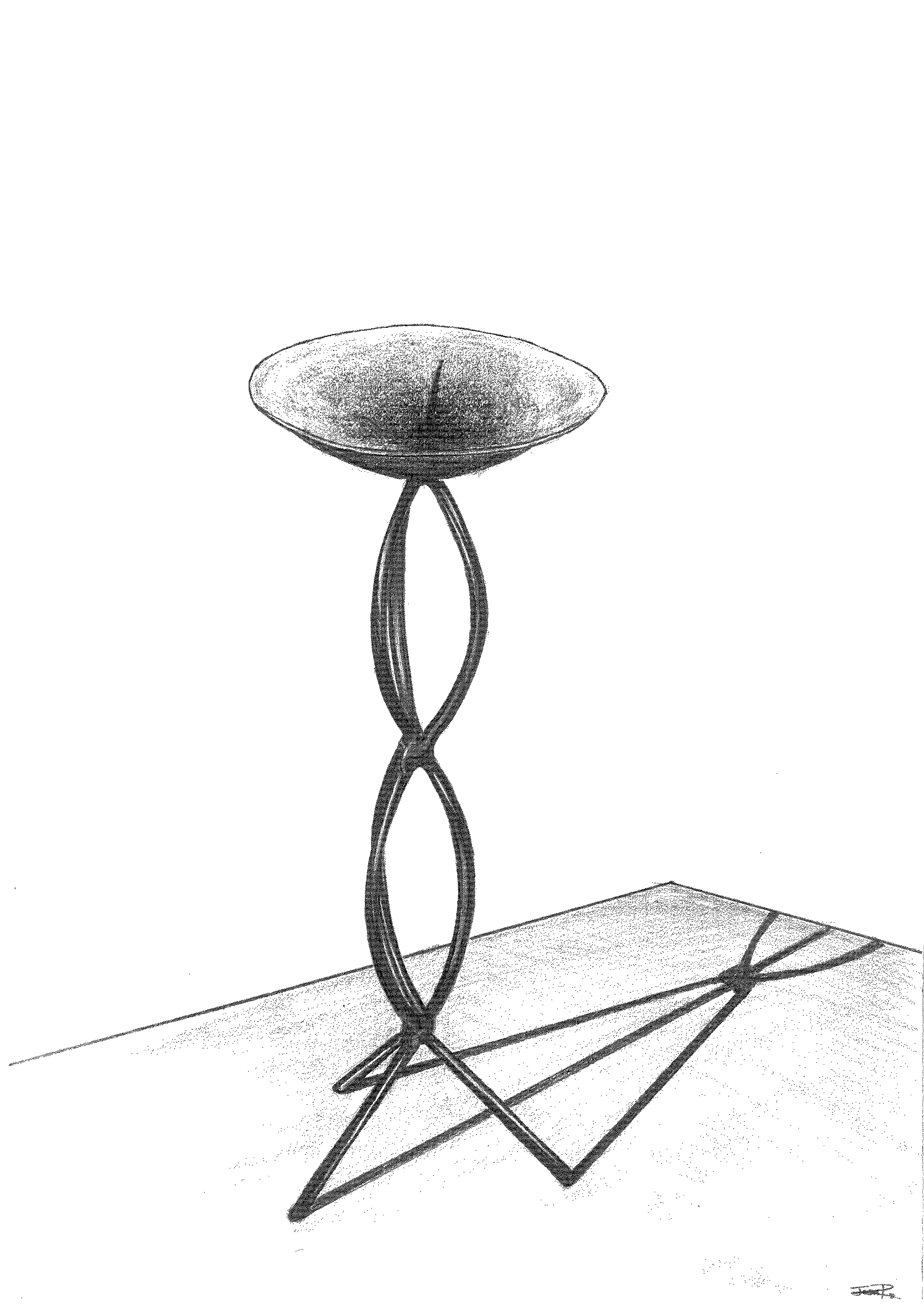 2480x3508 First Drawing Candle Holder Bct13021b Joshua Pak