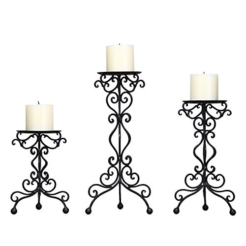 500x500 Wrought Iron Votive Candle Holder