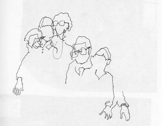 546x426 Sketchbook Page 2 Recent Artwork By Jessie Dodington