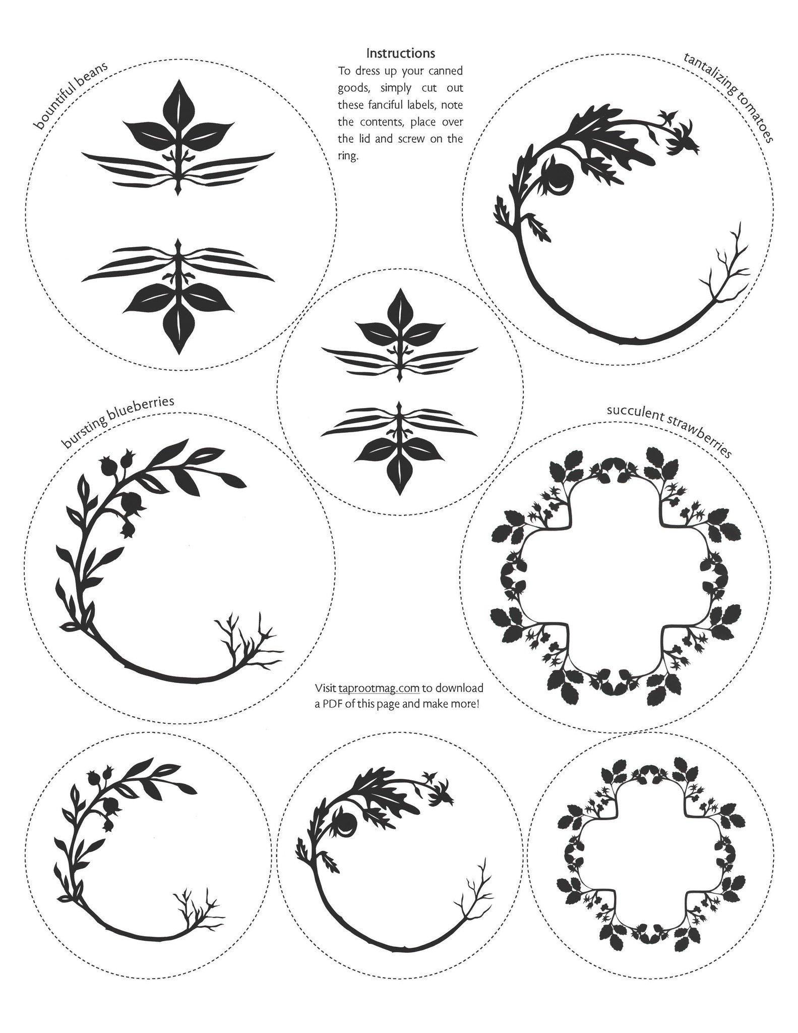 1583x2048 Paths Canning Jar Lids Taproot Magazine