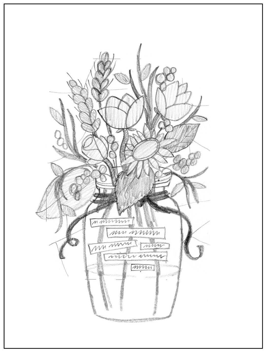 1084x1434 Mason Jar Bouquets