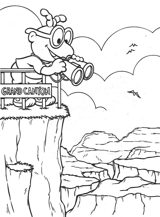 557x753 Grand Canyon Muppet Wiki Fandom Powered By Wikia