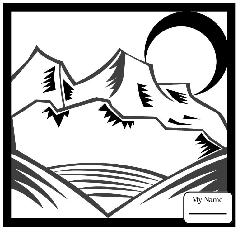 765x735 Nature Seasons Mountains Grand Canyon Mountains Coloring Pages