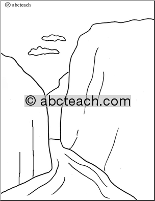 304x394 Canyon Coloring Pages Grand Canyon Printable Coloring Pages