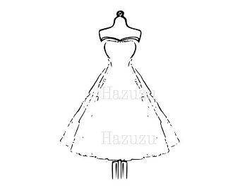 340x270 Gown Png Etsy Studio