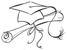 236x176 How To Draw A Graduation Cap