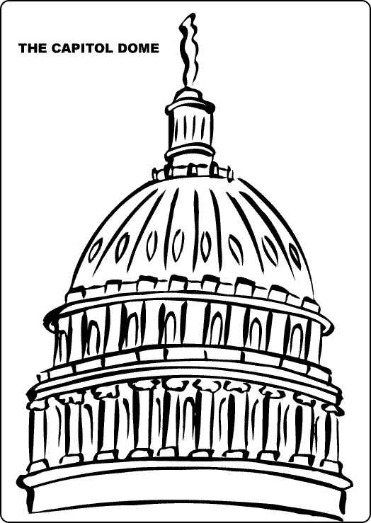 524x739 Capitol Dome Free Images