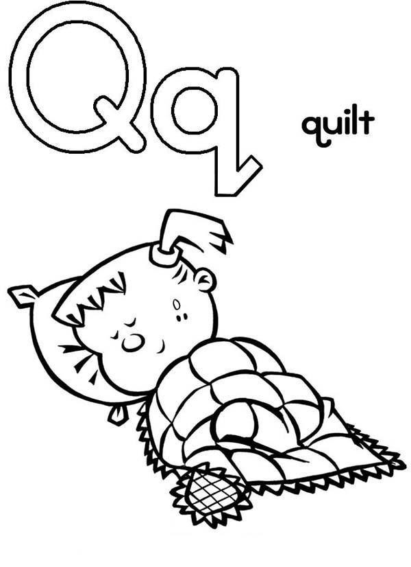 600x826 Capital Letter Q Coloring Page Coloring Pages