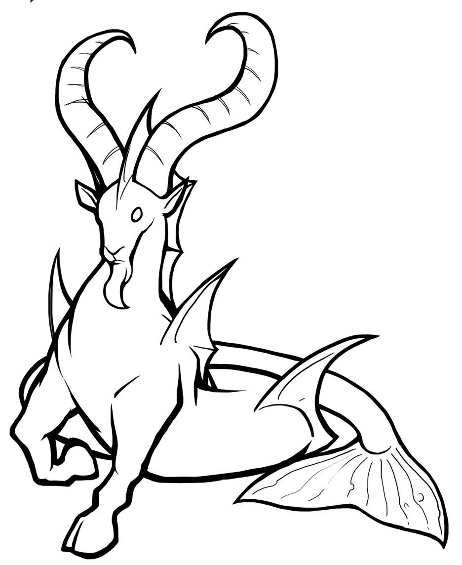 936x1144 Capricorn The Zodiac Prophecy Capricorn
