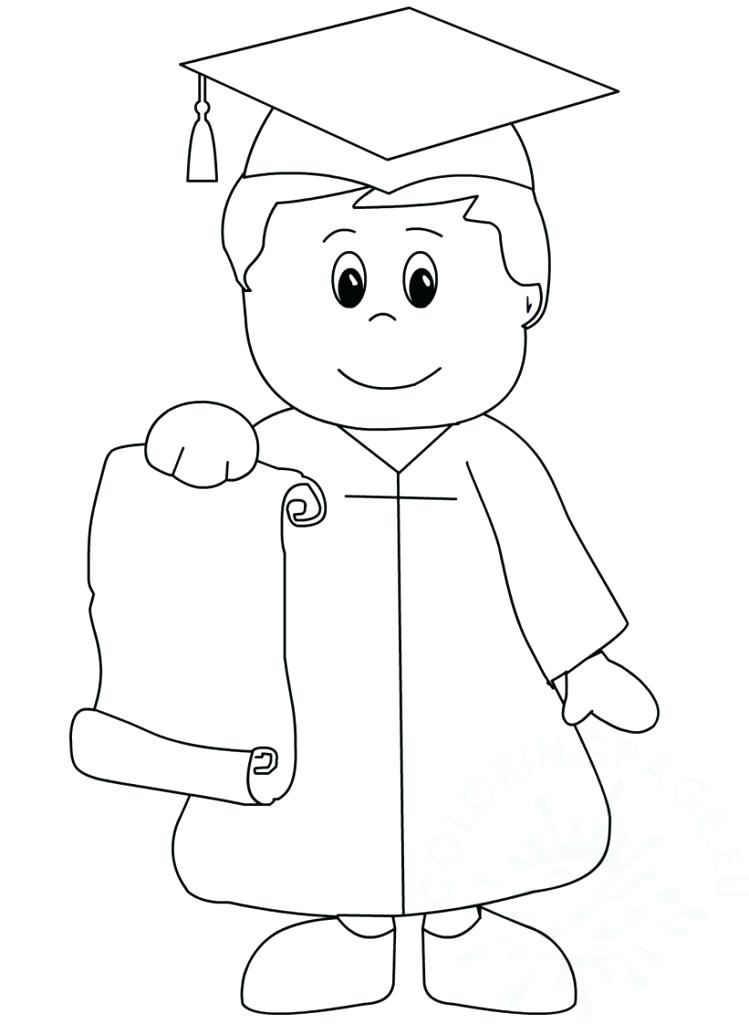 749x1024 Best Of Graduation Coloring Pages Images Graduation Coloring Pages