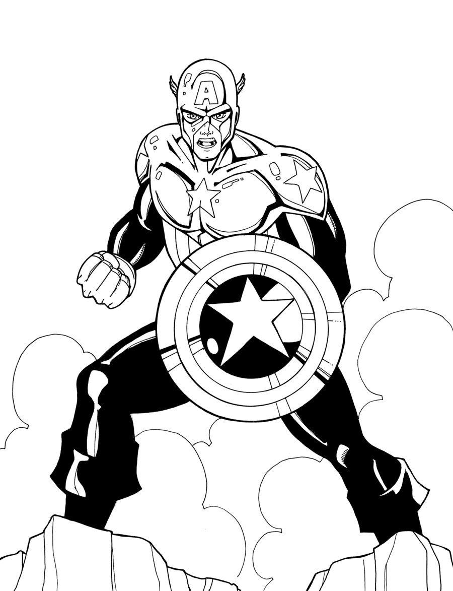 900x1173 Captain America By Jamiefayx