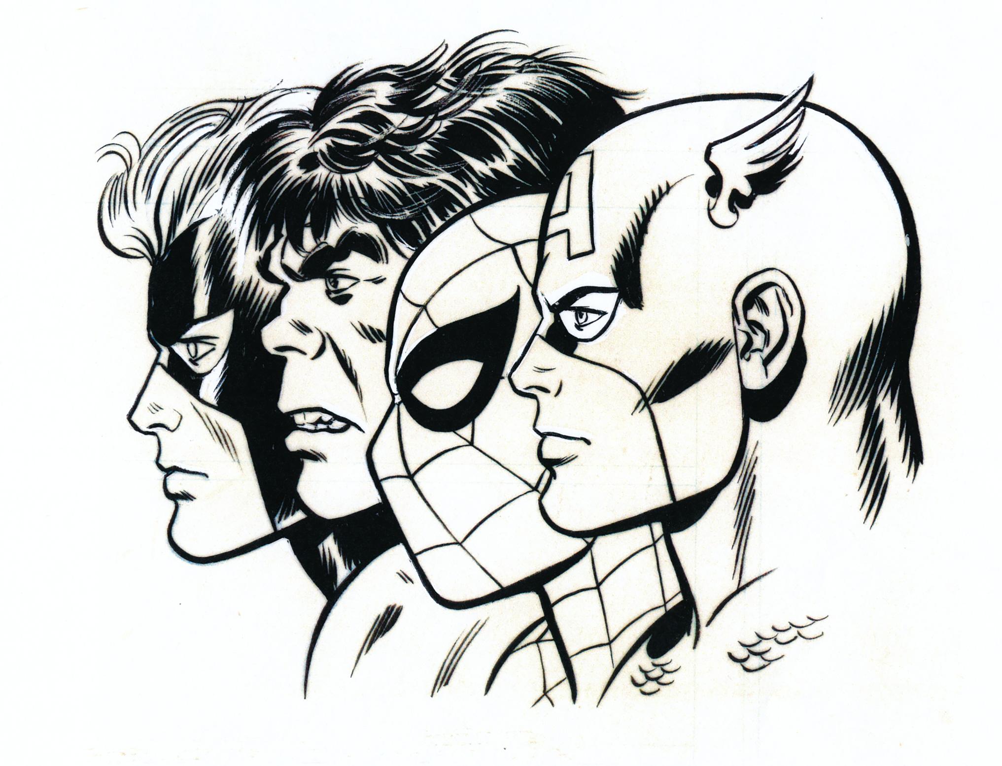 2033x1555 Captain America