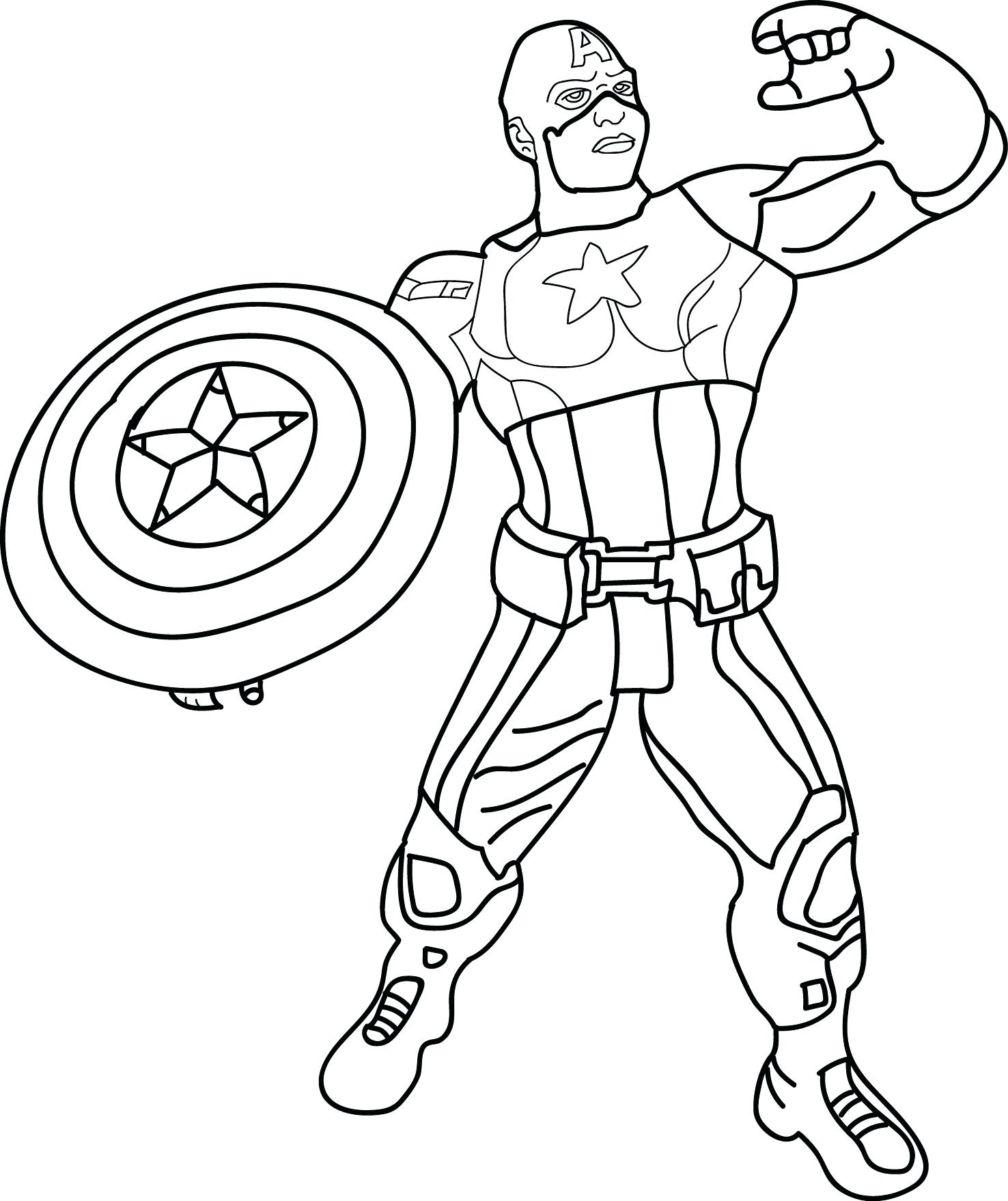 1476x1758 Coloring Coloring Pages Captain America