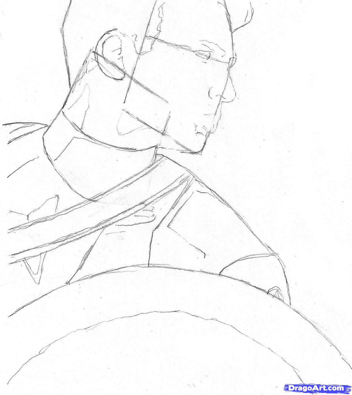 1220x1367 Captain America Face Drawing How To Draw Captain America, Step By
