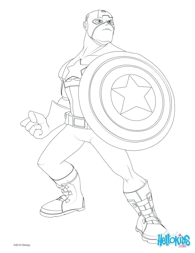 770x996 Top Rated Captain America Coloring Pages Pictures Captain Coloring