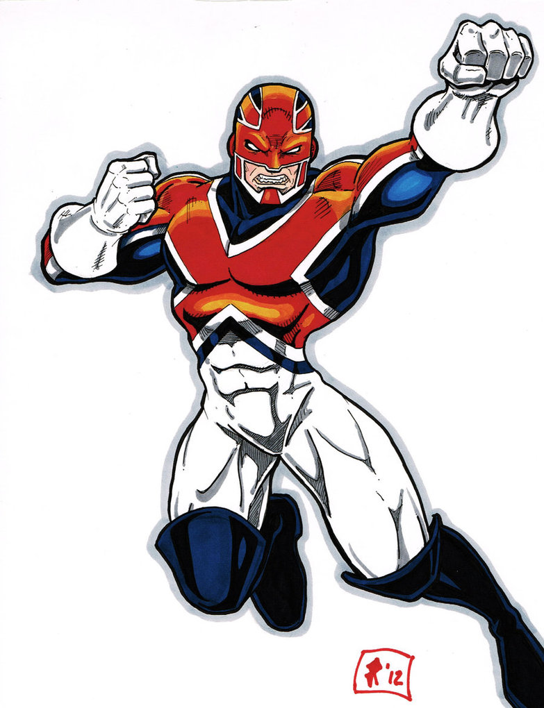783x1020 Captain Britain Drawing 4 17 12 By Jrascoe