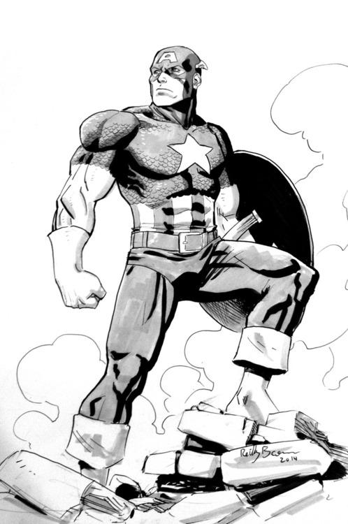 498x750 Awesome Art Picks Green Goblin, Captain America, Jean Grey,