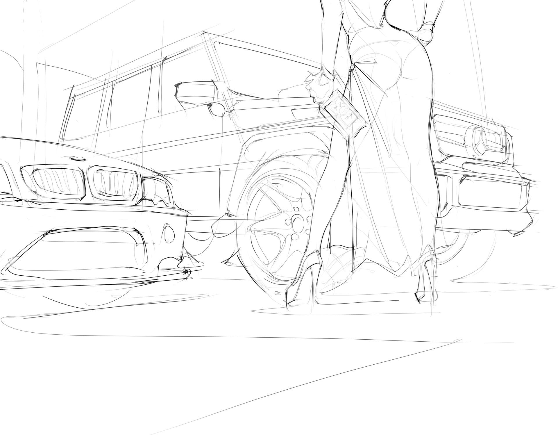 car accident drawing at getdrawings com