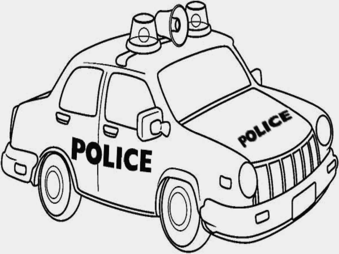 1152x864 Cartoon Car Coloring Pages