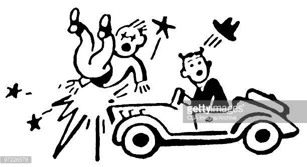 612x334 Cartoon Car Accident Pictures Collection