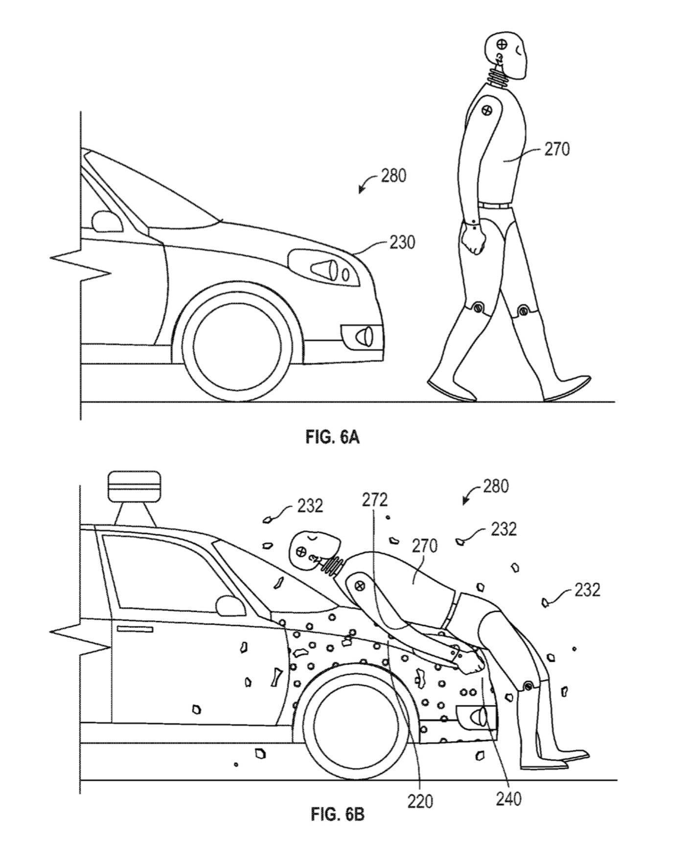 1406x1752 Google Patents Sticky Layer Technology To Protect Pedestrians