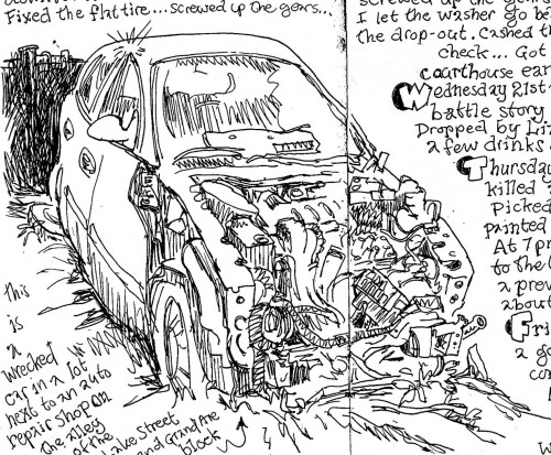 500x413 Sunday Sketch The Mortality Of Cars Streets.mn