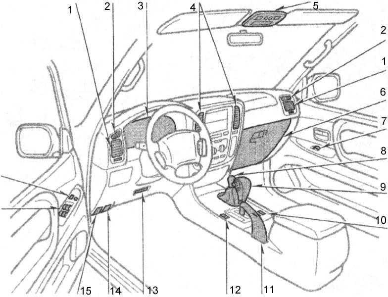 784x600 Repair And Operation Of The Toyota Land Cruiser 100amazon, Lexus