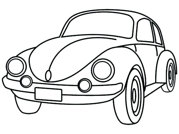 cars cartoon coloring pages - photo#16